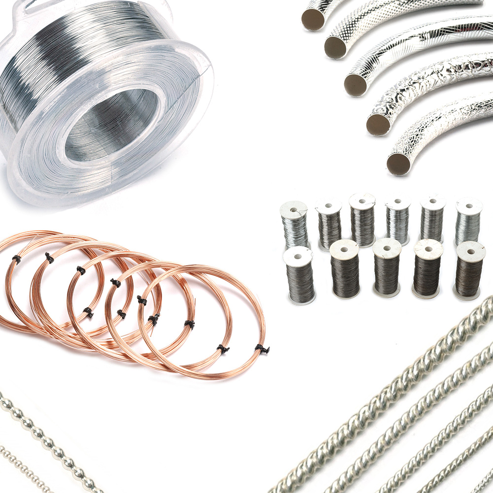 Silver Wire & Tubing
