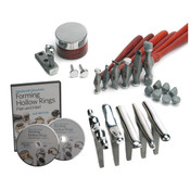 Fretz Forming Hollow Rings Tool Kit