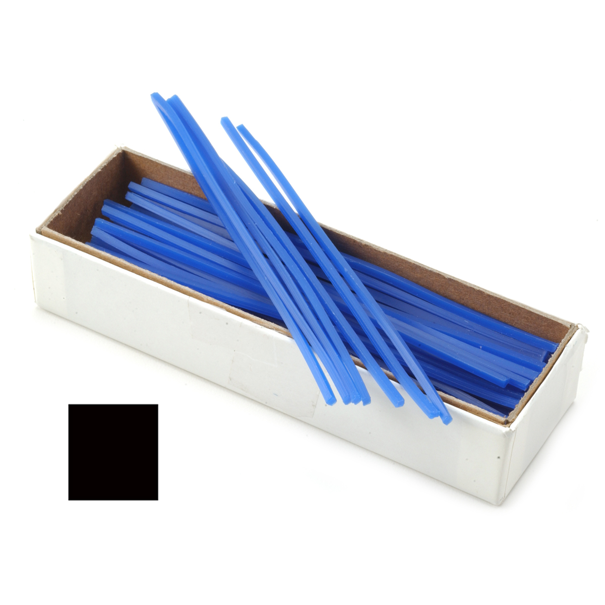 Rectangle and Square WAX-350.03 4 Inches Long Wax Wire