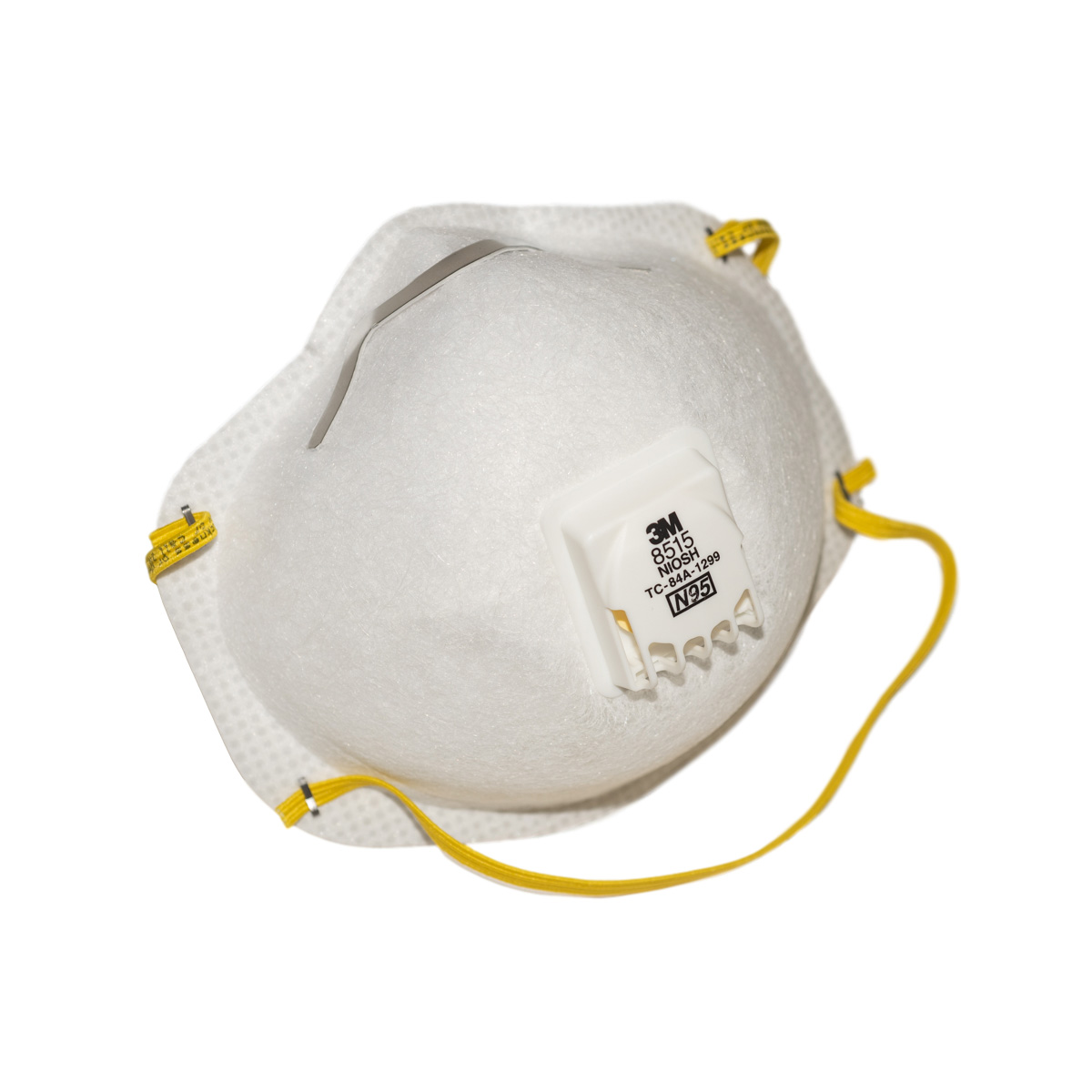 07189 Particulate Piece 3m 8515 The Respirator N95-sold By