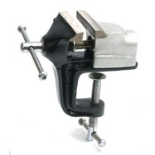 """Small Bench Vise 1-3/4"""" Smooth Jaws"""