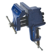 3'' Clamp-On Bench Vise Smooth