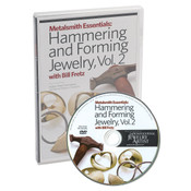 Jewelry Hammering And Forming DVD