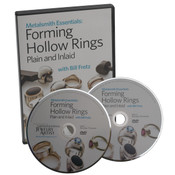 Forming Hollow Rings Plain DVD
