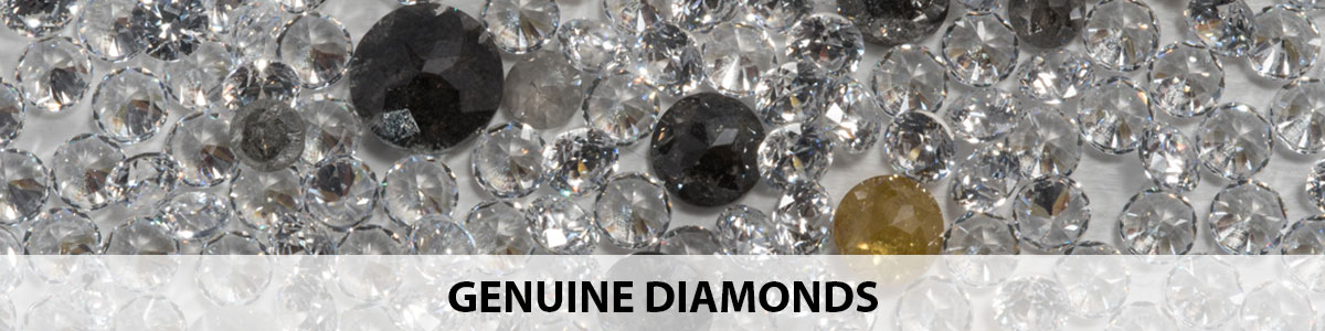 Genuine Diamonds